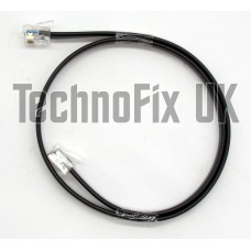 0.5m Separation cable for Yaesu FT-857 FT-7800 FT-7900 FT-8800 FT-8900 FT-7100