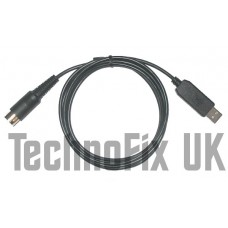 USB COM Cat control cable Kenwood TS-450S TS-690S TS-790 TS-850S TS-950S/DX