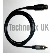 7 pin linear amp switching cable with relay for Icom IC-746 IC-756 IC-765 IC-7400 IC-7600 IC-7610 IC-7700 IC-7800