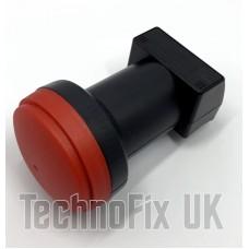 Bullseye Ultra High Stability Single LNB for QO-100, 2ppm TCXO