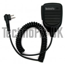 Speaker microphone with RF filter for Connect Systems CS-620 CS-700 CS-750 DMR