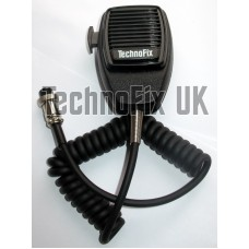 Replacement high impedance microphone for Kenwood TS-510 TS-515 TS-520 TS-820S TS-900  - 4 pin