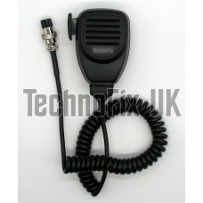 Replacement microphone for Icom transceivers, replaces HM-12 and HM-36 - 8 pin round
