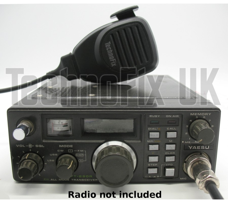 Ft And Mike Wm X on Kenwood Radio Adapters