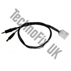 Cable for LDG auto ATU and Icom transceivers, 4 pin connector, IC-PAC equivalent