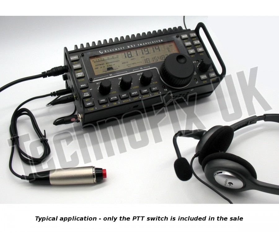 Kx Ptt In Use Labelled Wm X on Kenwood Radio Adapters