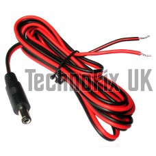 12 V DC Power cable for LDG ATUs and meters, 2m long