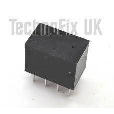 LT455DW 7.5kHz wide 455kHz IF ceramic filter replaces CFWS455D