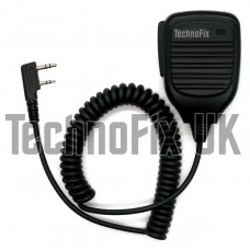 Speaker microphone with RF filter for Tytera MD-380 Retevis RT-3 etc UHF DMR