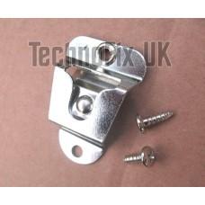 Microphone clip/hanger