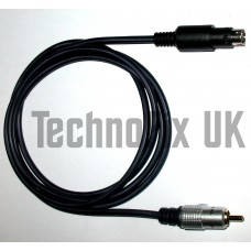 8 pin linear amp switching cable with relay for Yaesu FT-817 FT-857 FT-897 FT-991