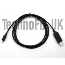 FTDI USB programming cable for Anytone AT 6666, CRT SS9900, Alinco DR-135DX/UK