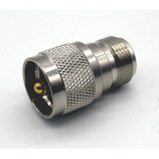 N type female to PL259 male adapter (N type F to UHF M)