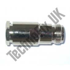 N type Female compression clamp connector RG8 RG213 LMR400 etc.