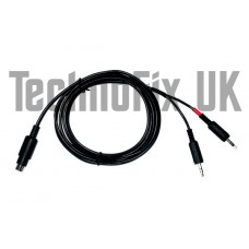 Audio cable for Kenwood TM-V71A/E TM-D710, PG-5H equivalent (echolink ILRP etc.)