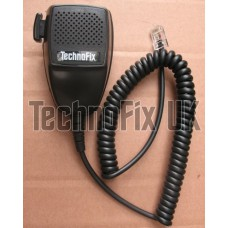 Replacement microphone for Motorola CM140 GM300 GM350 GM900 and many more - 8 pin modular