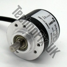 High resolution optical rotary encoder for DDS module VFO etc. 400 pulses/rev