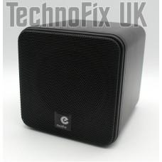 High quality shack extension speaker 4 inch driver 3.5mm jack plug